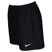 Nike Team Laser Woven Shorts - Women's - All Black / Black