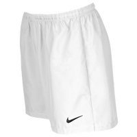 Nike Team Laser Woven Shorts - Women's - All White / White