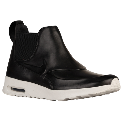 Nike Air Max Thea Mid - Women\u0027s - Black / Off-White