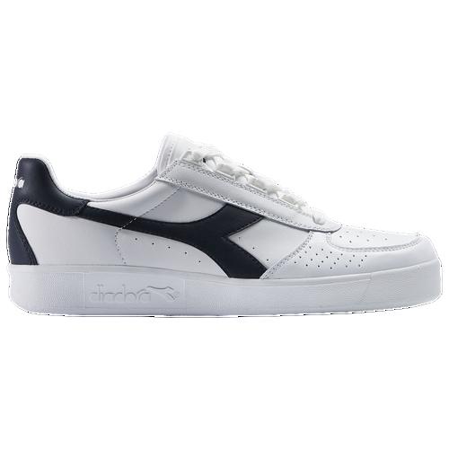 Diadora B. Elite - Men's Casual - White/Blue Denim 595C5943