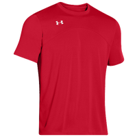 Under Armour Team Golazo Jersey - Men's - Red / Red