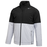 Nike Team Authentic Shield Heavyweight Jacket - Men's - Black / Grey