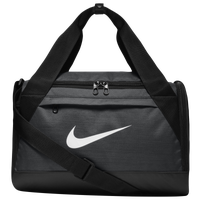 Nike Brasilia X-Small Duffel - Black / White