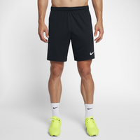 Nike Squad Shorts - Men's - Black / White