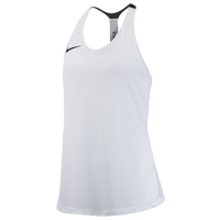 Nike Academy Tank - Women's - White / Black