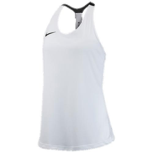 Nike Academy Tank - Women's Soccer - White/Black 59956100