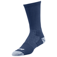Eastbay EVAPOR Performance Crew Socks - Men's - Navy / Navy