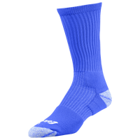 Eastbay EVAPOR Performance Crew Socks - Men's - Blue / Blue