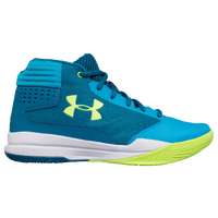 Under Armour Jet 2017 - Girls' Preschool - Blue / Light Blue