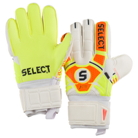 Select 33 All Around Goalie Gloves - Adult - Yellow / Orange