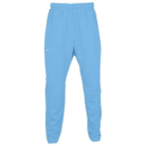 Nike Team Sideline Travel Pants - Men's Baseball - Valor Blue/White 6014448