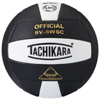 Tachikara SV-5WSC Volleyball - Black / White