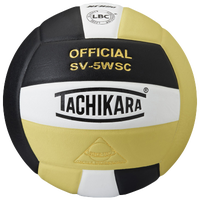 Tachikara SV-5WSC Volleyball - Black / Gold