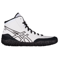 ASICS® Aggressor 3 - Men's - White / Black