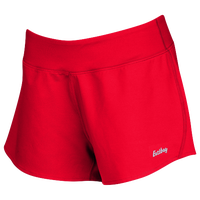 "Eastbay 3"" Training Shorts - Women's - Red / Red"
