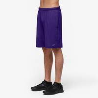 Eastbay Evapor Pocketed Training Short 2.0 - Men's - Purple / Purple