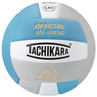 Tachikara SV-5WSC Volleyball - Light Blue / White
