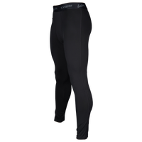 Eastbay EVAPOR Premium Compression Tights - Men's - All Black / Black