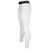 Eastbay EVAPOR Premium Compression Tights - Men's - White