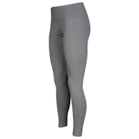 Eastbay Evapor Premium Laser Cut Tights - Women's - Grey