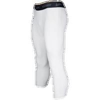 82e6d4a0f4 Eastbay EVAPOR Premium 3/4 Compression Tights - Men's - White