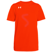 Under Armour Team Golazo Jersey - Boys' Grade School - Orange / Orange