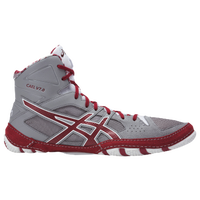 ASICS® Cael V7.0 - Men's - Grey / Red