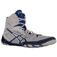ASICS® Cael V7.0 - Men's - Grey / Navy