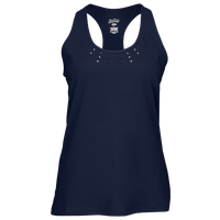 Eastbay Evapor Premium Laser Cut Tank - Women's - Navy