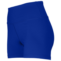 "Eastbay Evapor Premium 3"" Shorts - Women's - Blue"