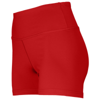 "Eastbay Evapor Premium 3"" Shorts - Women's - Red"