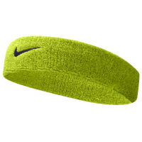 Nike Swoosh Headband - Light Green / Black