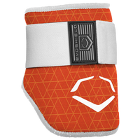Evoshield Evocharge Batter's Elbow Guard - Men's - Orange / White