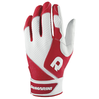 DeMarini Phantom Batting Gloves - Men's - Red / White