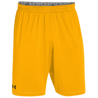 Under Armour Team Raid Shorts - Men's - Gold / Gold