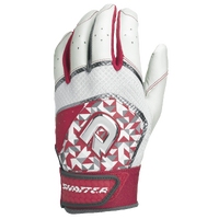 DeMarini Shatter Batting Gloves - Men's - Red / White