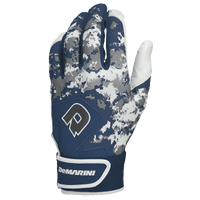 DeMarini Digi Camo Batting Gloves - Men's - Navy / White