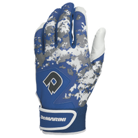 DeMarini Digi Camo Batting Gloves - Men's - Blue / Grey