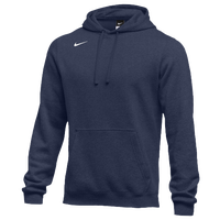 Nike Team Club Fleece Hoodie - Boys' Grade School - Navy / Navy