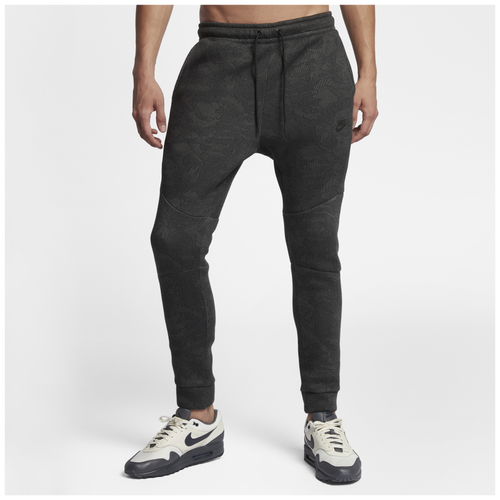 a982ffba4850 ... Nike Tech Fleece Jacquard Pants - Mens - Casual - Clothing - Midnight  FogBlack ...