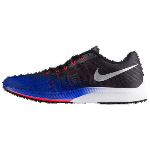 Nike Zoom Elite 9 - Men's - Running - Shoes - Concord/Metallic Silver/Black