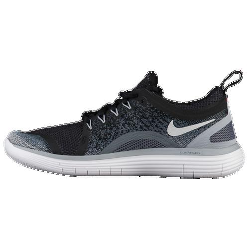 Nike Free RN Distance 2 - Women's - Running - Shoes - Black/White/Cool  Grey/Dark Grey