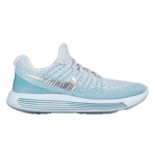 new style 84a9b 01bd0 1f969 da3b9  new style nike lunarepic low flyknit 2 womens running shoes  glacier blue metallic silver e028c 78811