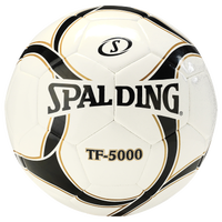 Spalding TF-5000 Soccer Ball - Men's - White / Black