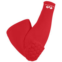 McDavid Hexpad Power Shooter Arm Sleeve - Men's - Red / Red