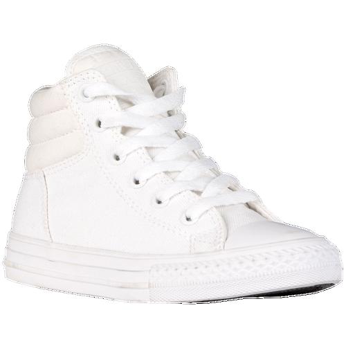 Converse All Star Fresh - Boys' Grade School - Casual - Shoes - White Mono