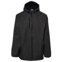 adidas Team Game Built Heavyweight Jacket - Men's - All Black / Black