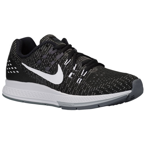 detailed look b6b52 9ab69 ... inexpensive nike air zoom structure 19 womens running shoes black dark  grey cool grey white 7677b