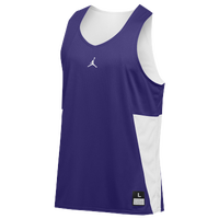 Jordan Team Flight Reversible Tank - Men's - Purple / White