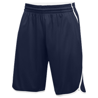 Jordan Team Flight Shorts - Men's - Navy / White
